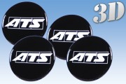 ATS 3D decals for wheel center caps